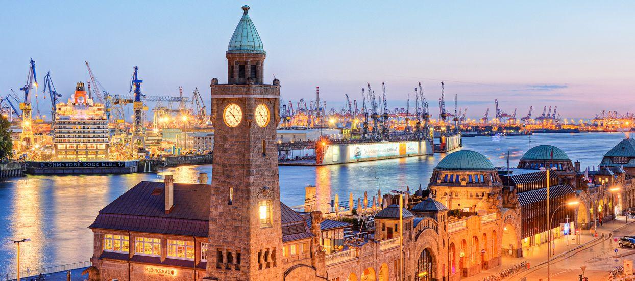 Erlebnisgeschenke in Hamburg » Die Hansestadt erleben