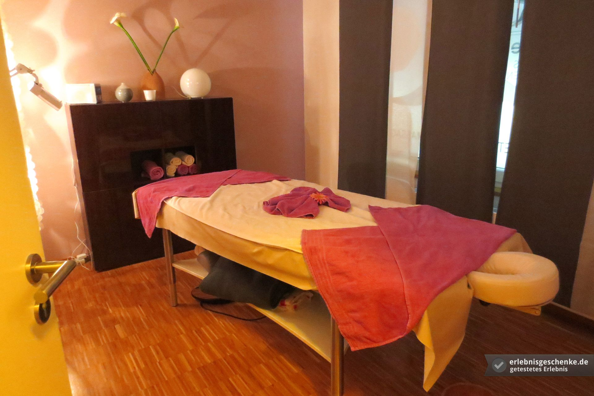 Massageraum farbe  Hot Stones ab 33€ » Entspannung pur dank heißer Steine