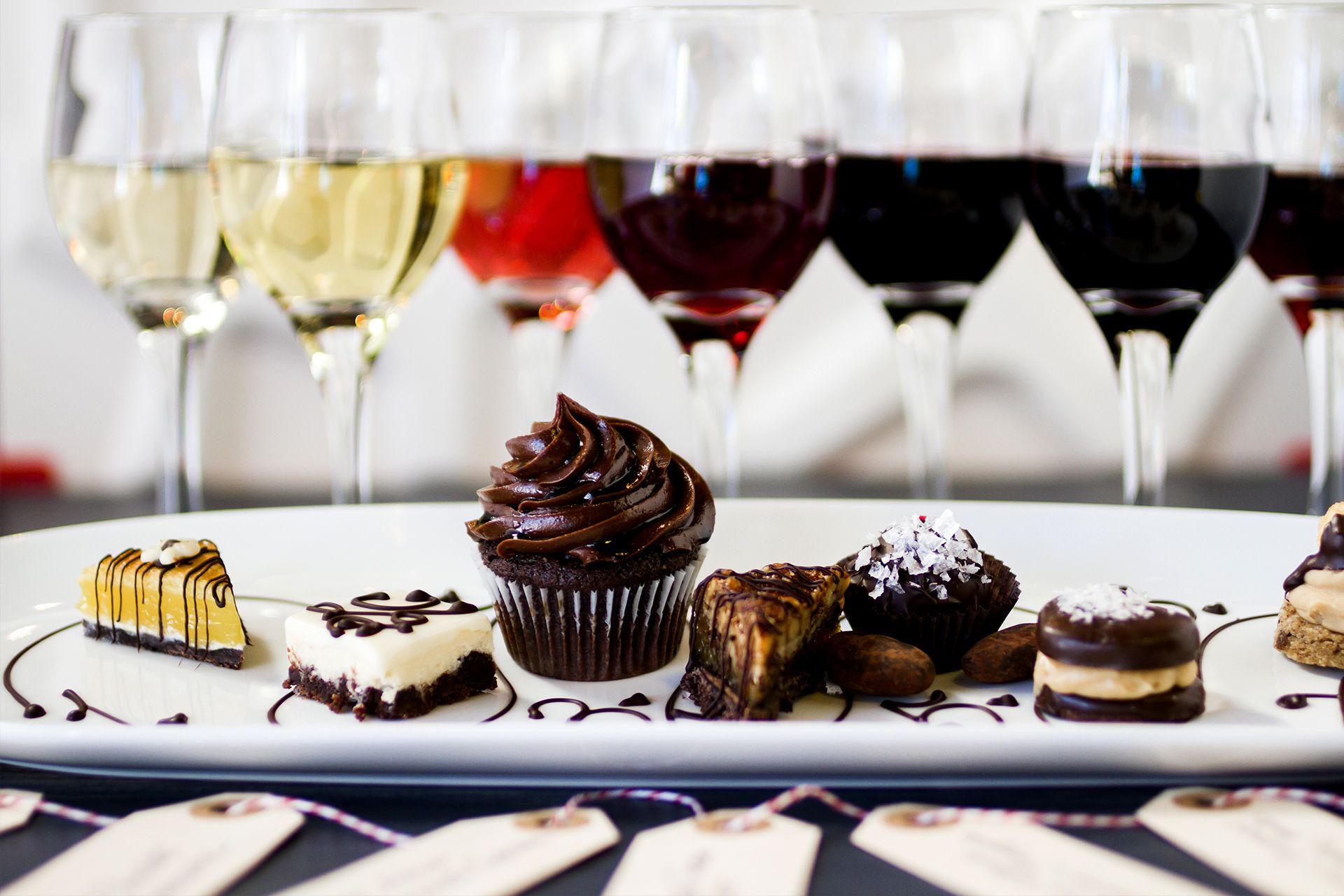 Wein & Schokolade ab 20€ » Hochgenuss schenken