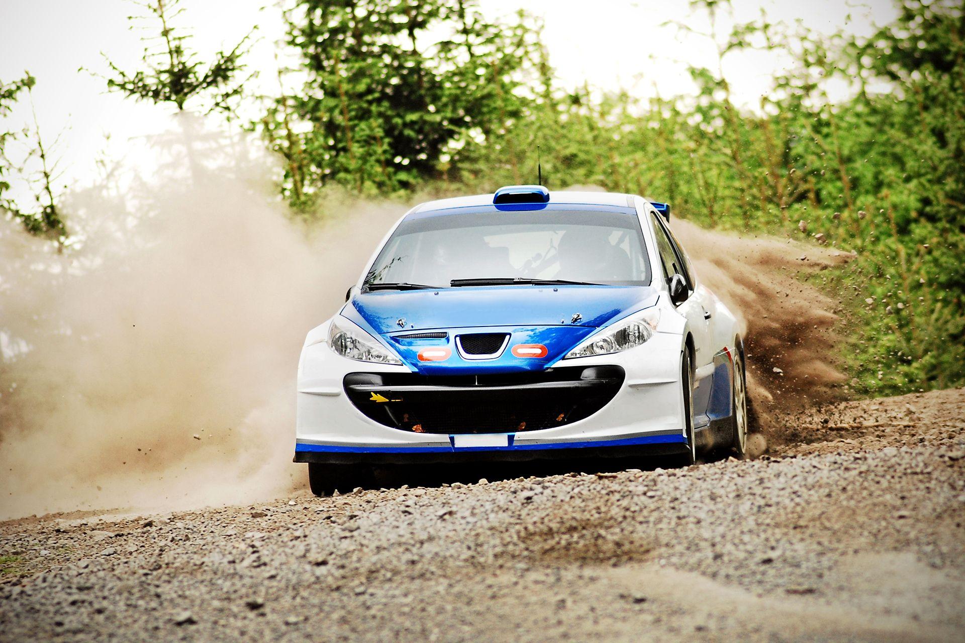 Rallye Beifahrer Ab 159 Fahrspaß Verschenken