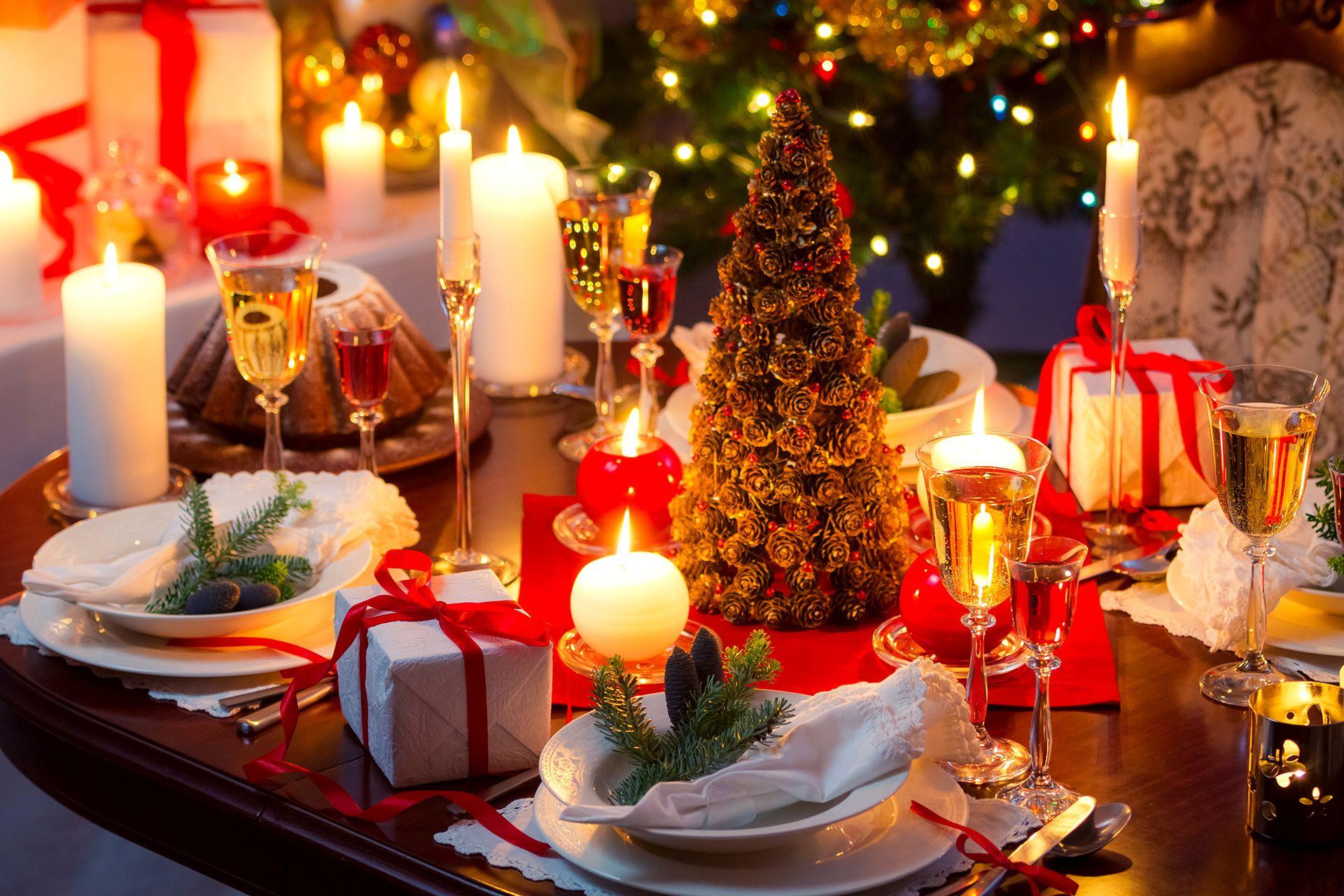 Weihnachtsdinner ab 101€ » Einstimmung aufs Fest schenken