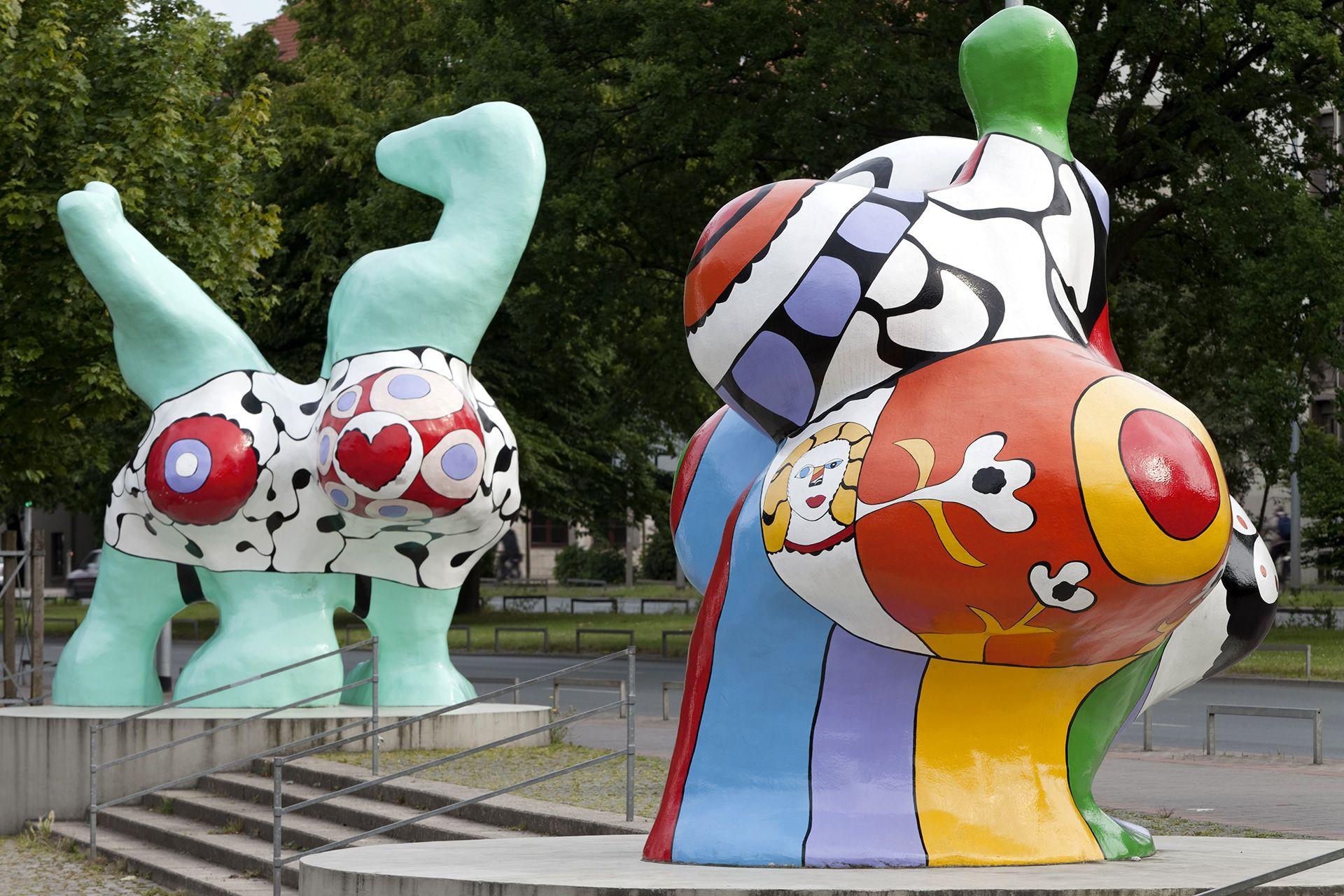 Nana Skulpturen Workshop in Freiburg ab 190€