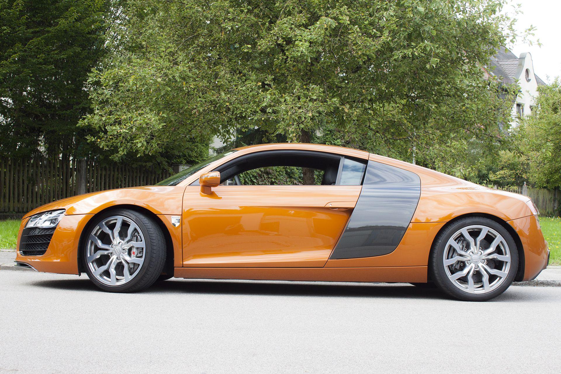 Audi R8 Selber Fahren In München Ab 250 Verschenken