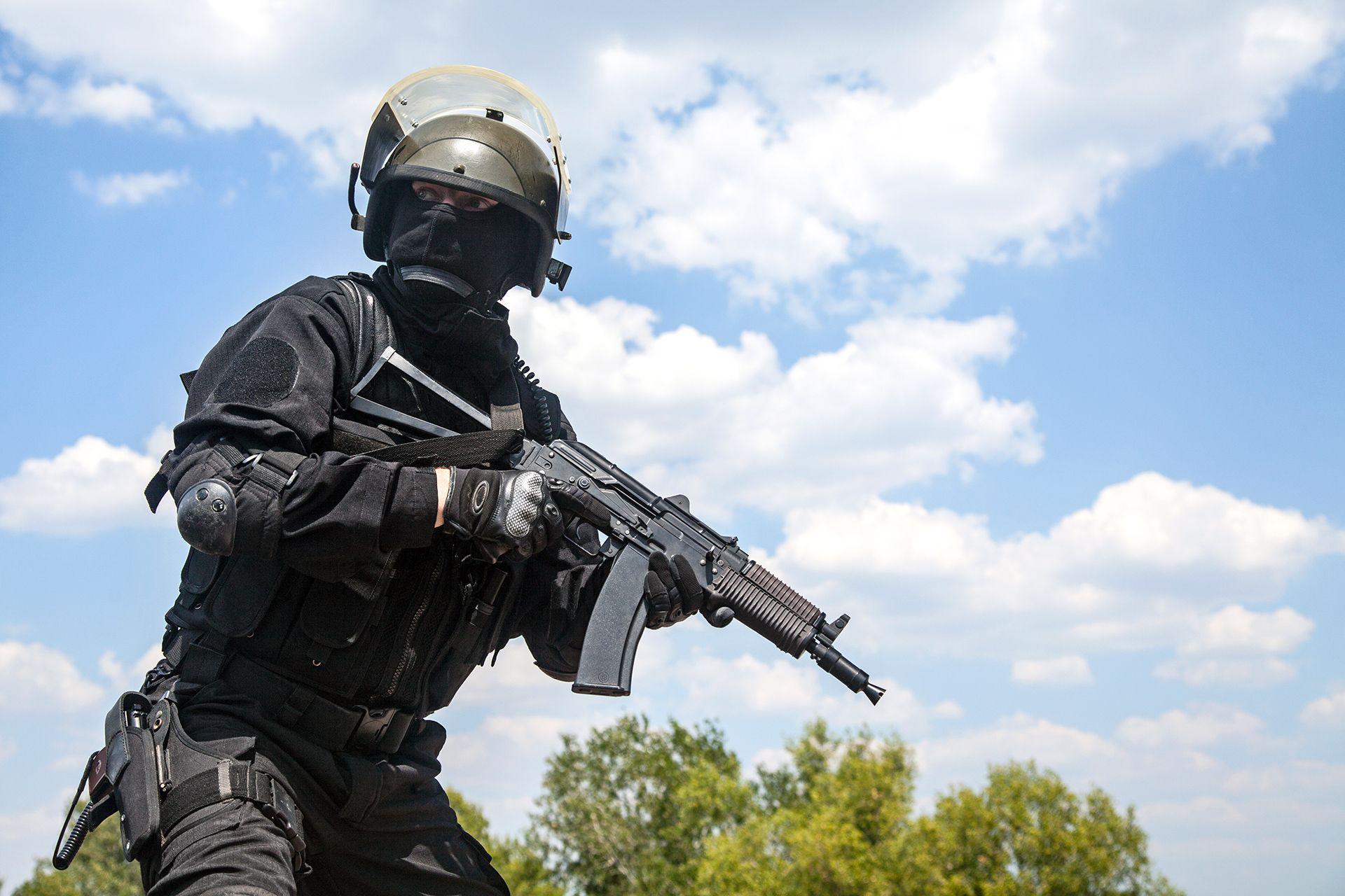 swat training in berlin als geschenkidee